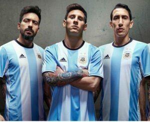 Lavezzi - Messi - Di Maria