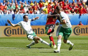 Il gol di Lukaku