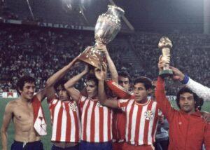 Il Paraguay campione del Sudamerica (1979)