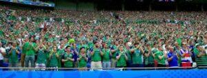 Ucraina vs Irlanda del Nord - Euro 2016