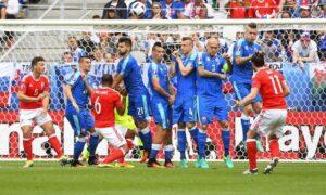 La punizione di Gareth Bale