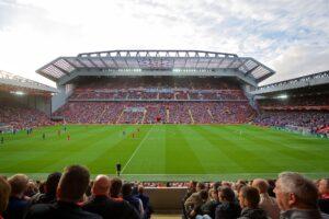 La nuova Main Stand di Anfield
