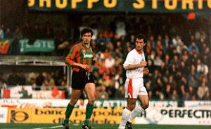 Un lontano derby del 1992