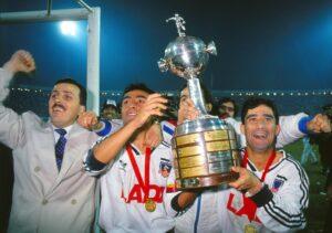 Il Colo-Colo campione in Copa Libertadores 1991