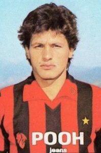 Novellino al Milan nel 1981-1982