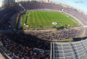 Foto panoramica dell'Estadio Centenario