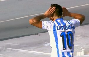 Gianluca Lapadula: la fretta del ritardatario