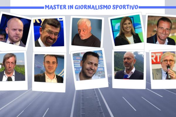 Master in Giornalismo Sportivo 3.0 – Quarta Edizione