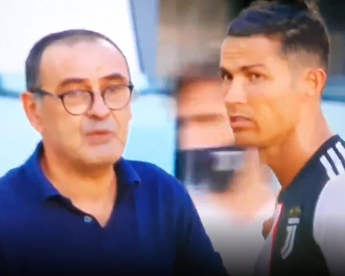 Sarri a tutto campo intervista all'allenatore della Lazio