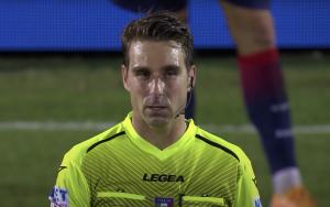 Francesco Forneau arbitro