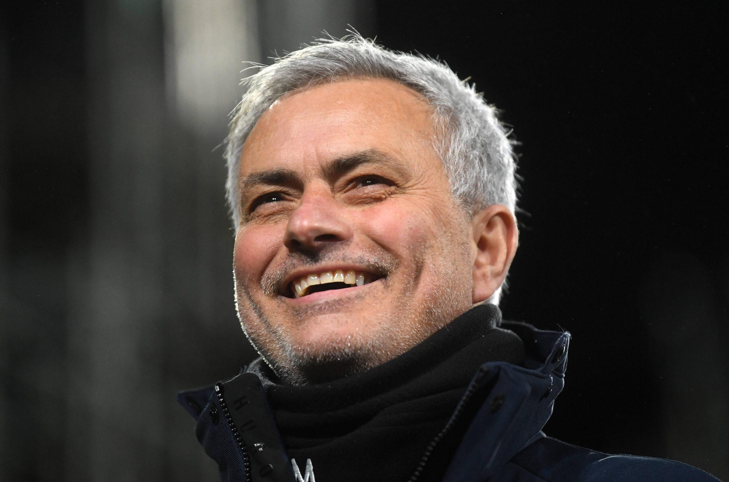Roma Fiorentina Mourinho