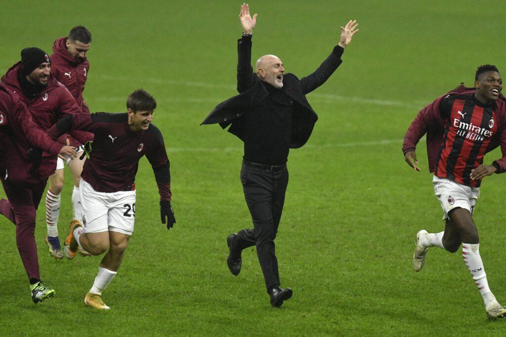 Atalanta Milan Pioli