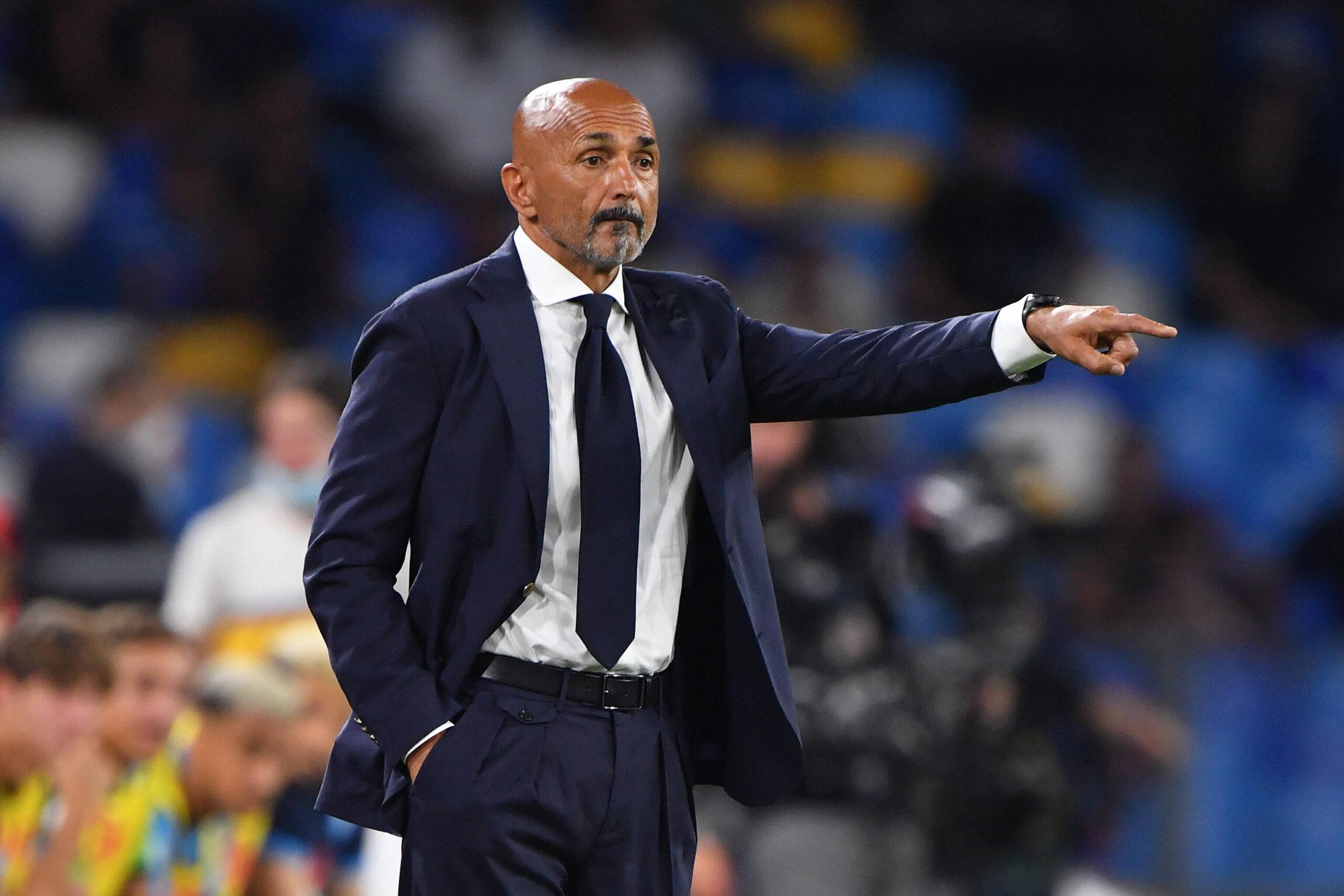 Napoli Cagliari formazioni ufficiali