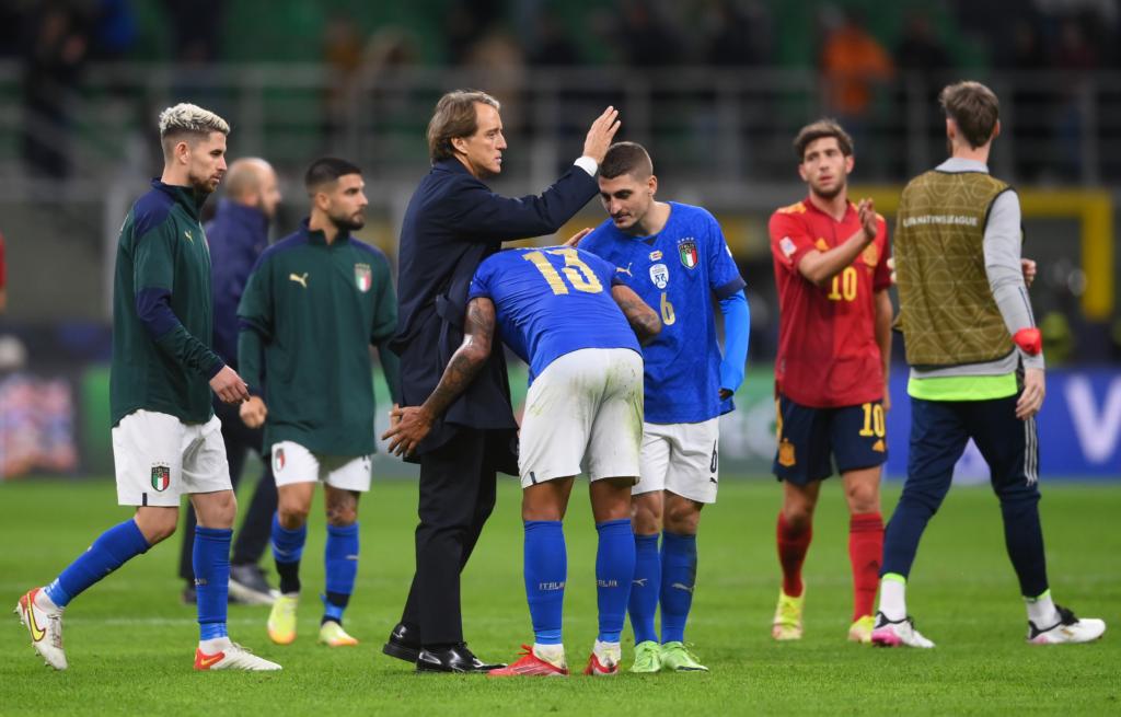 Italia, cambia il ranking Fifa per gli azzurri!